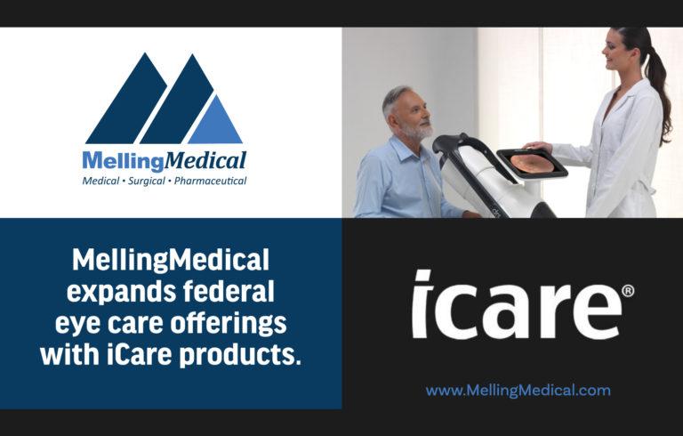 Melling Medical Distributing ICARE Vision Technology