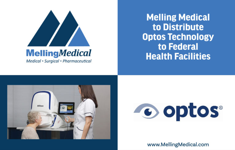 Melling Medical to Distribute Optos Technology to Federal Health Facilities