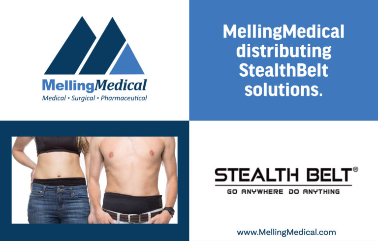 Melling Medical Helping Improve Veteran Care with Stealth Belt Products